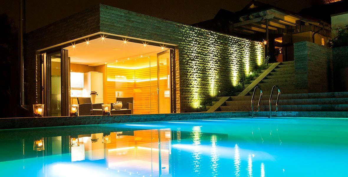 das moderne badezimmer mit wellness-atmosphäre - 12 spa design ...
